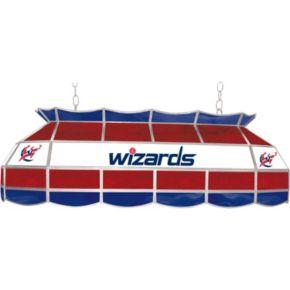"Washington Wizards 40"" Tiffany-Style Lamp"