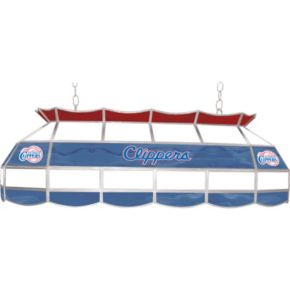 "Los Angeles Clippers 40"" Tiffany-Style Lamp"