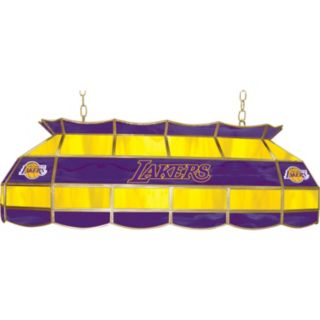 "Los Angeles Lakers 40"" Tiffany-Style Lamp"