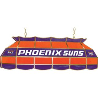 "Phoenix Suns 40"" Tiffany-Style Lamp"