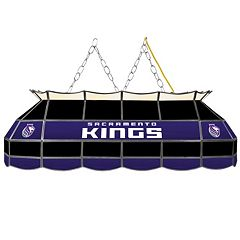 Sacramento Kings 40' Tiffany-Style Lamp