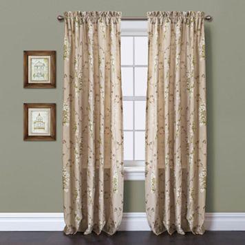 Lush Decor Roslyn Window Panel - 54