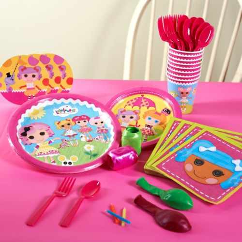 Lalaloopsy Party Supplies for 16
