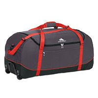 High Sierra Wheel N' Go 36-in. Wheeled Duffel with Carry Bag