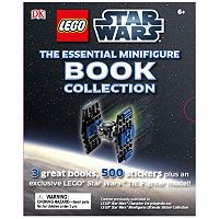 LEGO Star Wars The Essential Minifigure Book Collection
