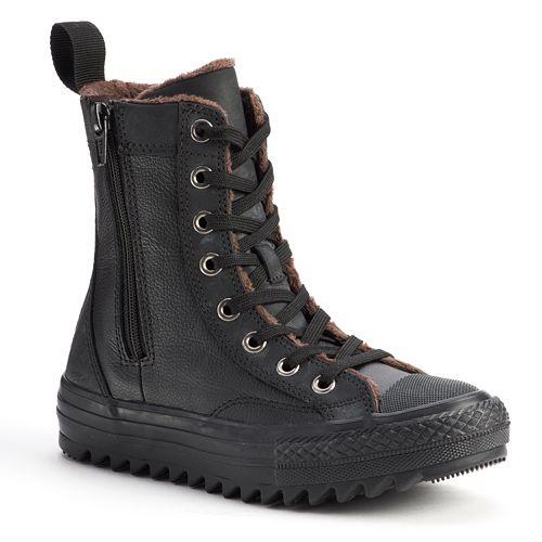 37d614ff3a4f8e Kid s Converse All Star Hillcrest High-Top Sneakers