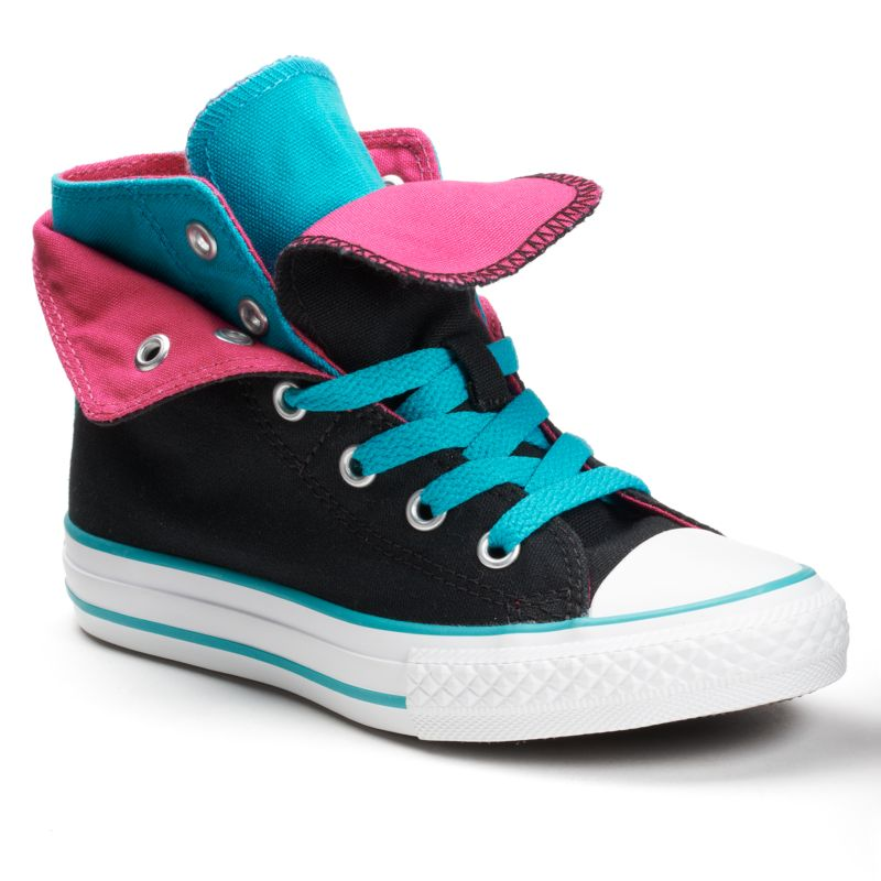 Find the latest styles of girls' high top shoes for less at Famous Footwear! Find your fit today!