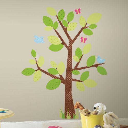 Kids Tree Peel and Stick Wall Stickers
