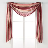 Ombre Window Scarf - 144'' x 50''