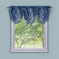 Ombre Waterfall Window Valance - 40'' x 46''