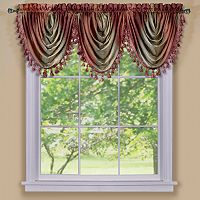 Ombre Waterfall Valance - 40'' x 46''