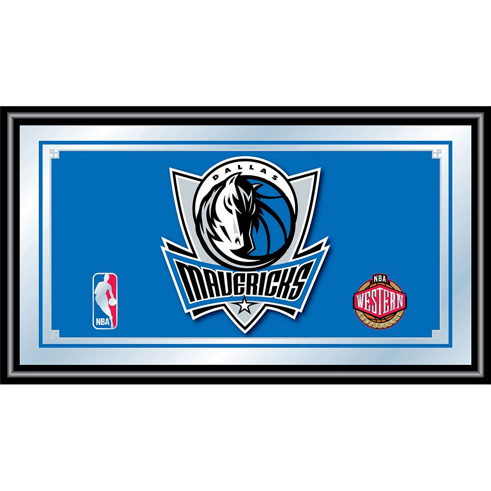 Dallas Mavericks Framed Logo Wall Art