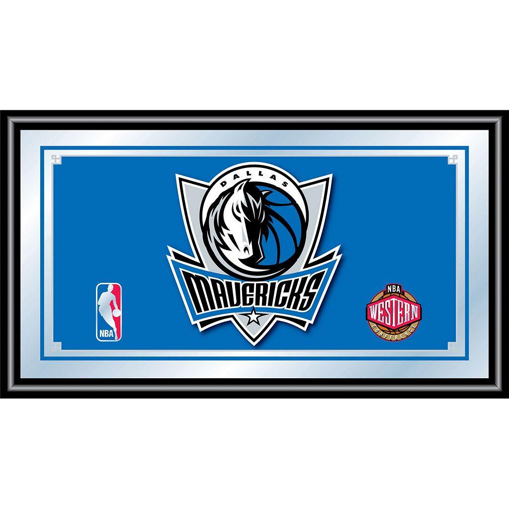 Dallas Mavericks Framed Logo Wall Art
