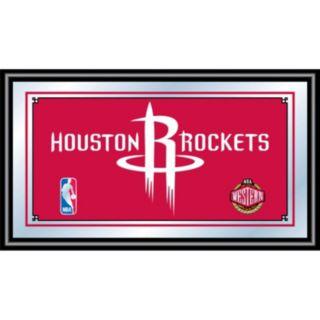Houston Rockets Framed Logo Wall Art