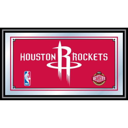 Houston Rockets Framed Logo Wall Art
