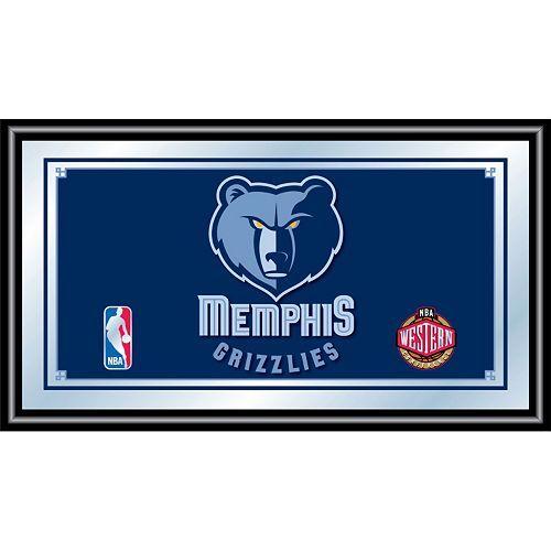 Memphis Grizzlies Framed Logo Wall Art