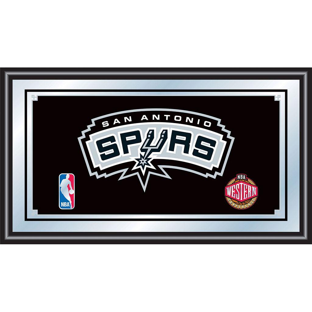 San Antonio Spurs Framed Logo Wall Art