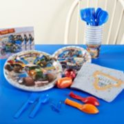 Monster Jam Party Supplies for 16