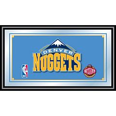 Denver Nuggets Framed Logo Wall Art