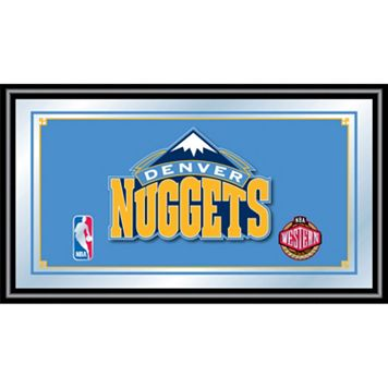 Denver Nuggets Framed Logo Wall Art