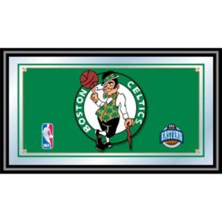Boston Celtics Framed Logo Wall Art