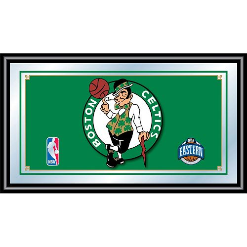 Boston Celtics Framed Logo Wall Art