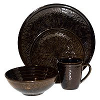 Sango Spectrum 16 pc Dinnerware Set