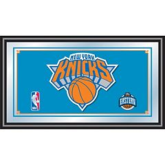 New York Knicks Framed Logo Wall Art