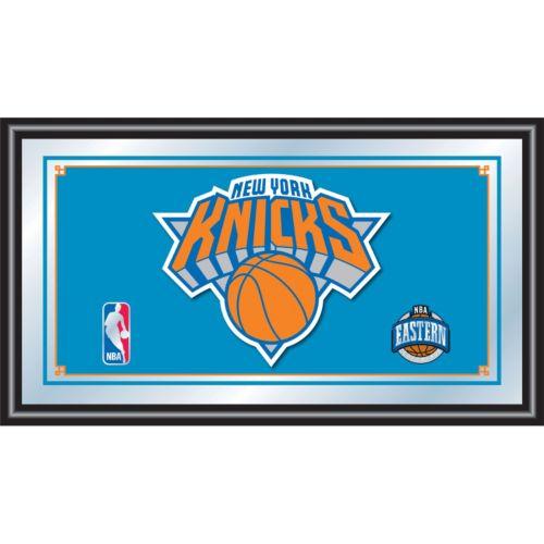 New York Knicks Framed Logo Wa...