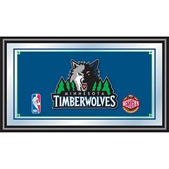 Minnesota Timberwolves Framed Logo Wall Art