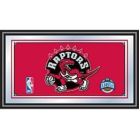 Toronto Raptors Framed Logo Wall Art