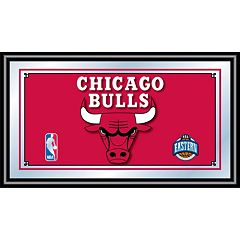 Chicago Bulls Framed Logo Wall Art