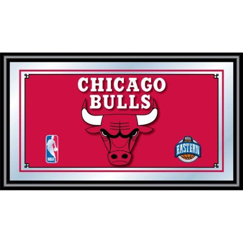 Chicago Bulls Framed Logo Wall Art