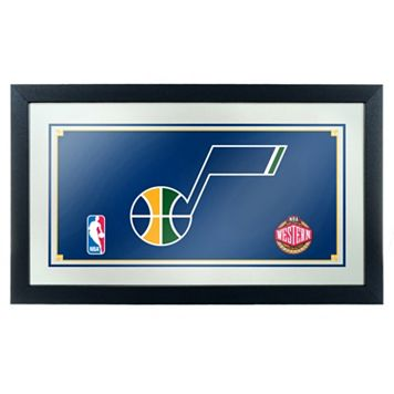 Utah Jazz Framed Logo Wall Art