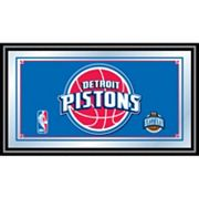 Detroit Pistons Framed Logo Wall Art