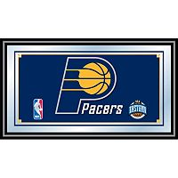 Indiana Pacers Framed Logo Wall Art