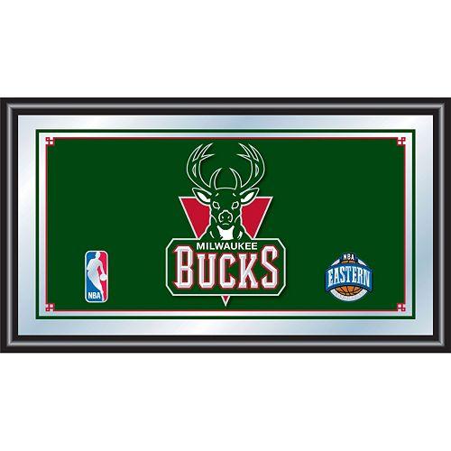 Milwaukee Bucks Framed Logo Wall Art