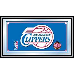 Los Angeles Clippers Framed Logo Wall Art