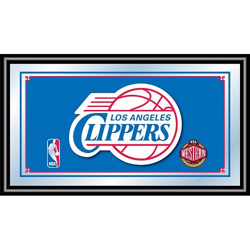 Los Angeles Clippers Framed Logo Wall Art