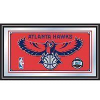 Atlanta Hawks Framed Logo Wall Art