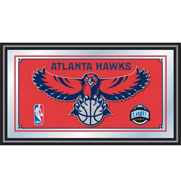 Atlanta Hawks Framed Logo Wall Art