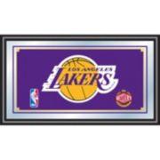 Los Angeles Lakers Framed Logo Wall Art