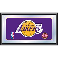 Los Angeles Lakers Framed Logo Wall Art