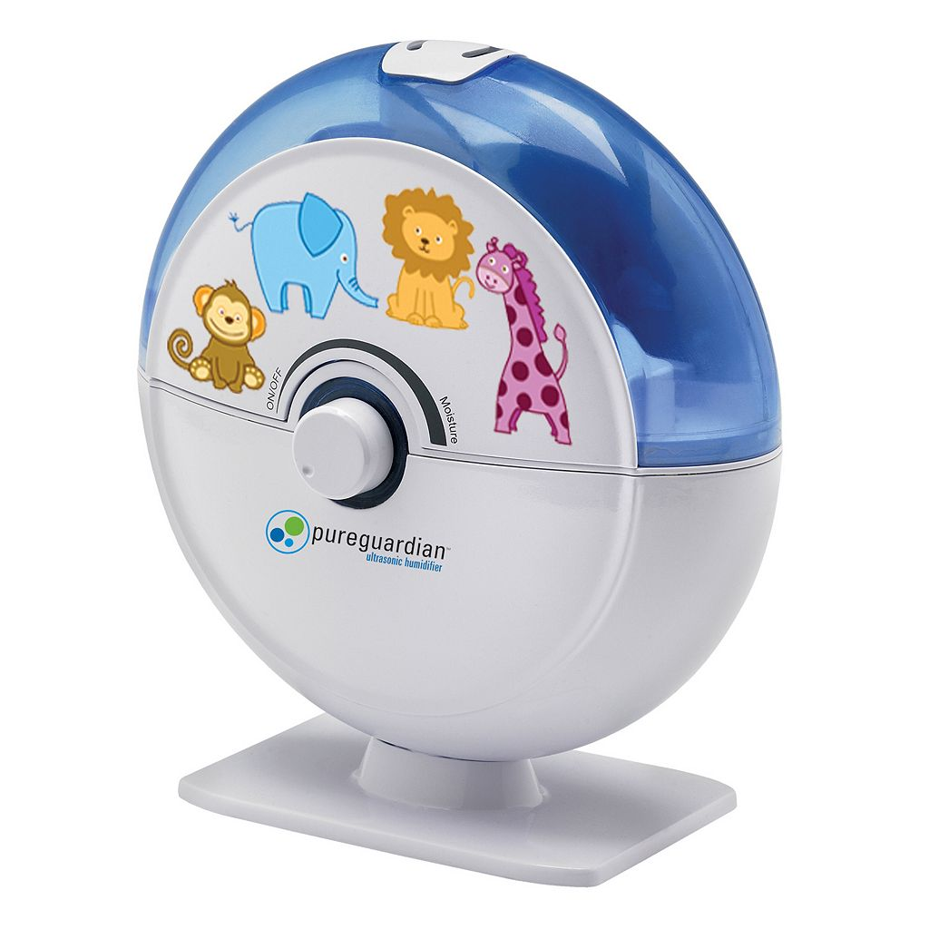 pureguardian 14-Hour Cool Mist Ultrasonic Humidifier