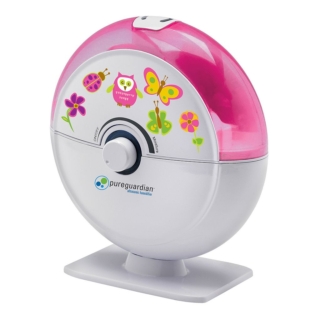 pureguardian 14-Hour Cool Mist Ultrasonic Humidifier