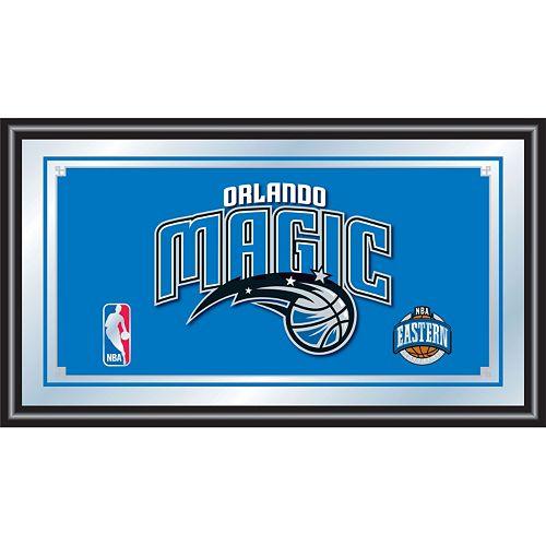Orlando Magic Framed Logo Wall Art