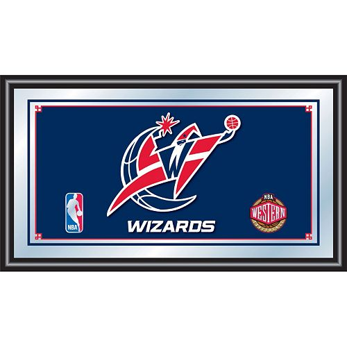 Washington Wizards Framed Logo Wall Art