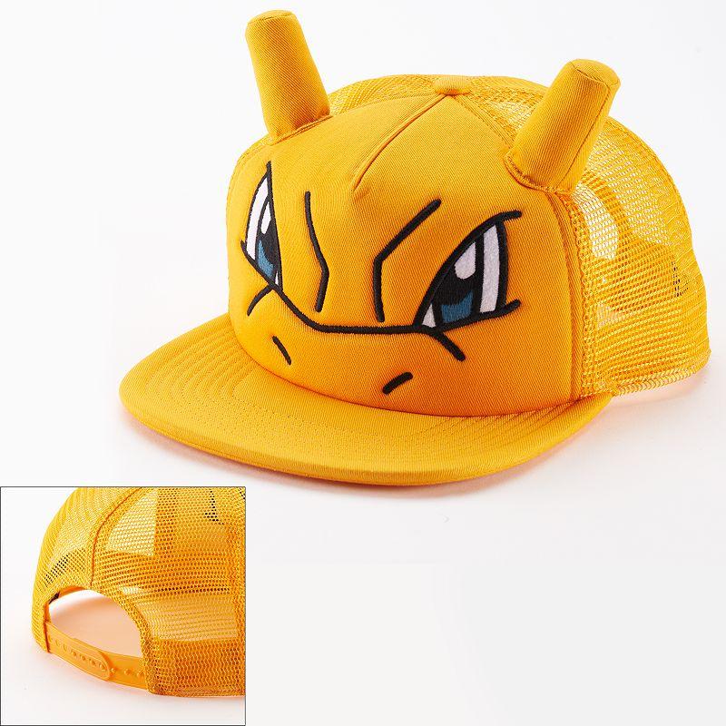 Pokemon Snap-Back Cap - Men