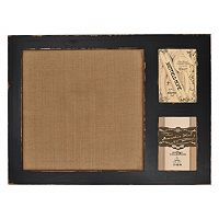 Sheffield Home Framed Memo Board and Wall Photo Holder