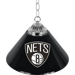 Brooklyn Nets Single-Shade 14' Bar Lamp